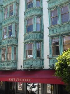 San Francisco Francis Coppola Cafe
