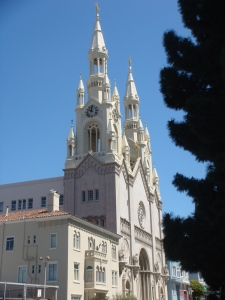 San Francisco Church of Saints Peter and Saint Paul in Little Italy