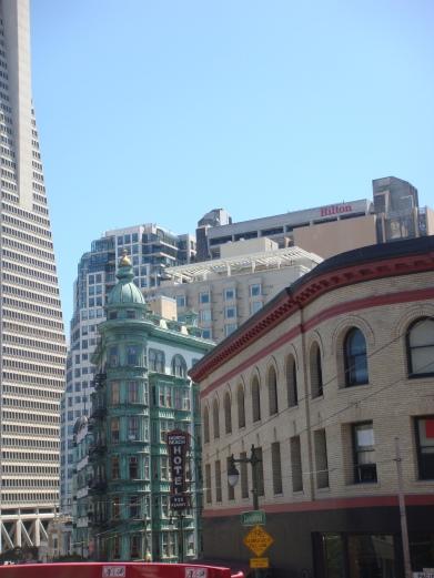 San Francisco Francis Coppola Building