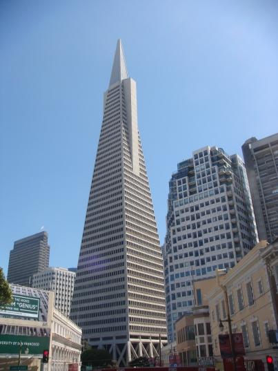 San Francisco Transamerica Building