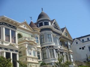 San Francisco Queen Anne Victorian