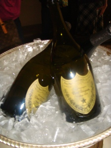 Dom Perignon Vintage 2003 Tasting at Pebble Beach