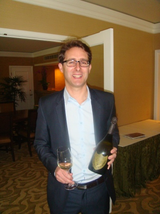 Dom Perignon Winemaker Vincent Chaperon