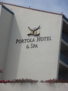 Portola Hotel and Spa in Monterey