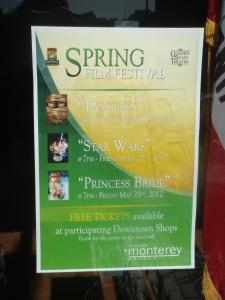 Spring Events in Monterey California