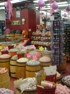 Monterey Candy Factory