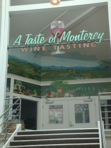 A Taste of Monterey Wine Tasting