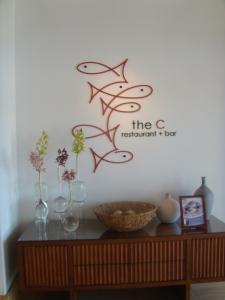 Vino con Vista DIning at C in Monterey