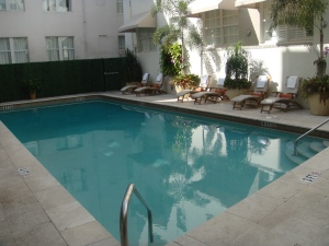 Pool at the Betsy Ross