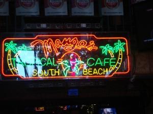 Mango in South Beach
