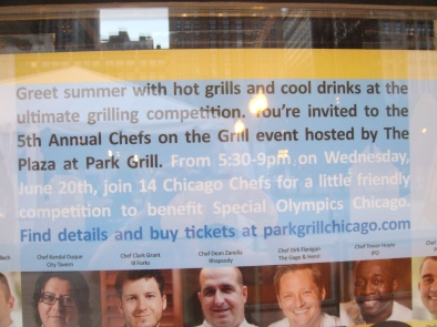Chefs on the Grill in Chicago