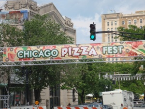 Chicago Pizza Fest 2012