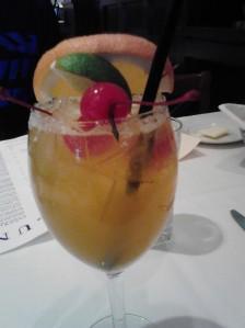 Fabulous Margarita at Phil Stefani's 437 Rush