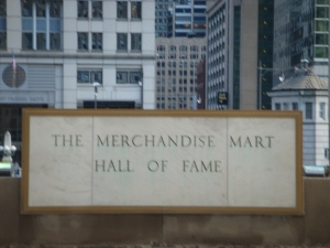The Chicago Merchandise Mart Hall of Fame