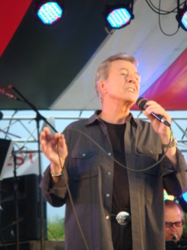 James Darren in Addison Illinois