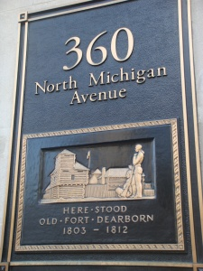 Fort Dearborn Chicago
