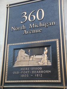 Fort Dearborn Chicago