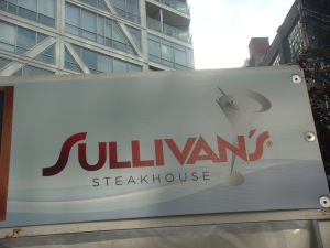 Sullivan's Steakhouse in Chicago
