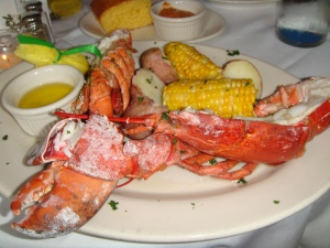 Lobster Boil at Tavern on Rush in Chicago