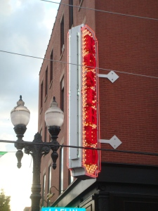RoseBud Restaurant on Taylor Street During the Festival 2012