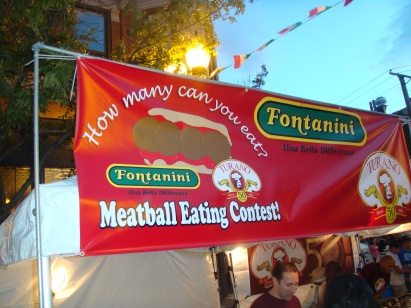Taylor Street Italian Festival 2012