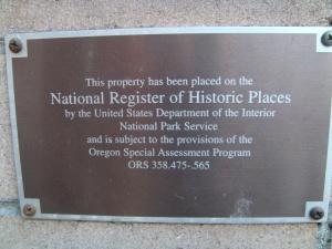 Governor Hotel in Portland Oregon