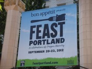 FEAST Portland 2012