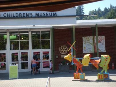 Washington Park Children's Museum in Portland Oregon
