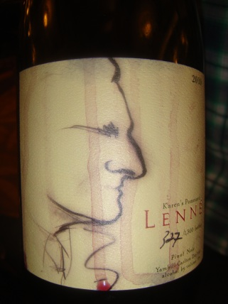 Lenne Estate in Yamhill Oregon