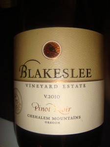 Blakeslee Vineyard