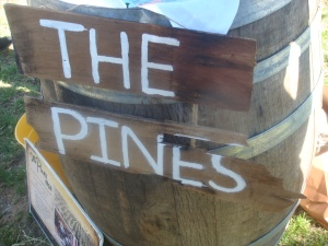 The Pines Winery at the Wine Bloggers Conference 2012
