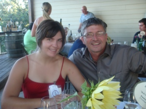 The Happy Faces of Naked Winery in Oregon