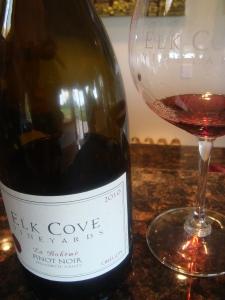 Elk Cove Vineyards Pinot Noir