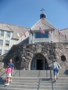 The Timberline Lodge