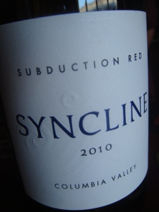 Syncline Wine from Washington