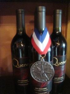 Quenette Wine
