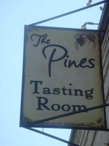 The Pines Tasting Room in Oregon