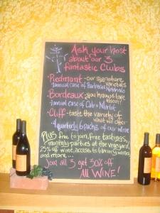 Cascade Cliffs Wine
