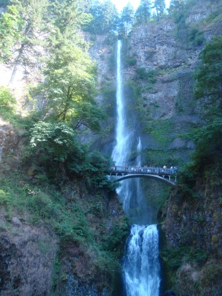 Waterfalls in Oregon