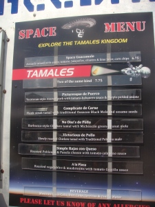 Long lines for Tamales Today