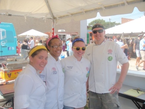 Kendall College Chefs