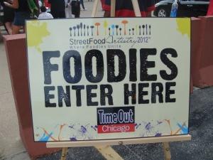 Street Food Artistry 2012