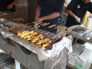 Street Food Artistry 2012 in Chicago