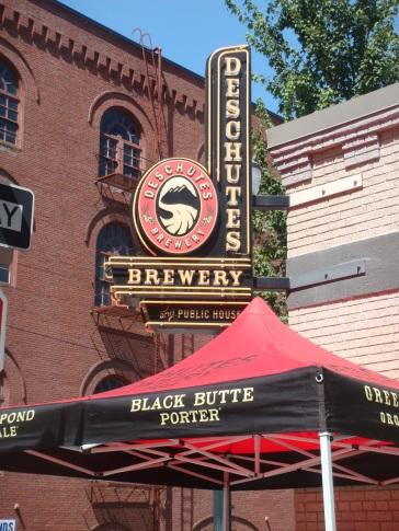 Brewery Street Festival in Portland Oregon
