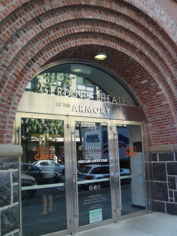 Portland Center in Oregon