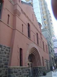 Historic Theater Building in Portland Oregon