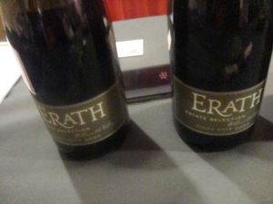 Erath Pinot Noir from Dundee Oregon