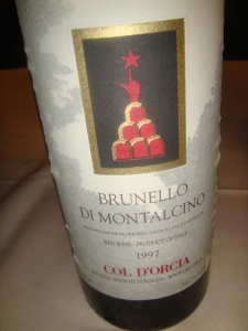 Brunello de Montalcino