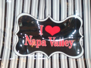I love Napa Valley
