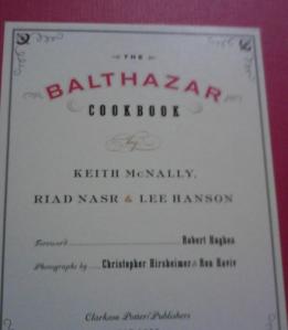 Capture Balthazar Cookbood